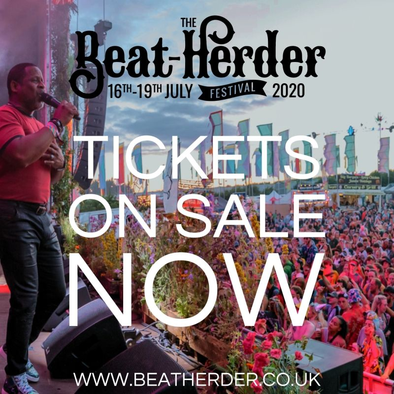 The Beat-Herder Festival | 16th-19th July 2020